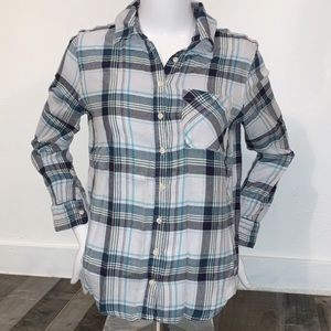 Aeropostale Button Up Flannel
